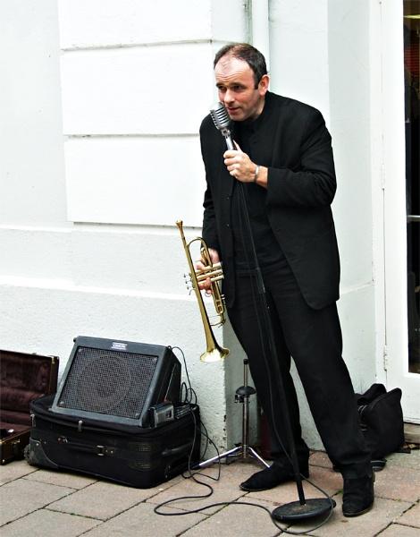 The Crooner by sandrish
