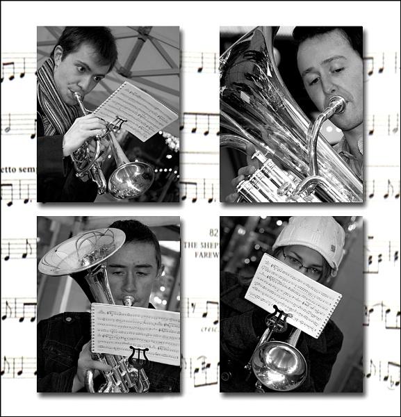 Festive Brass by jeanie