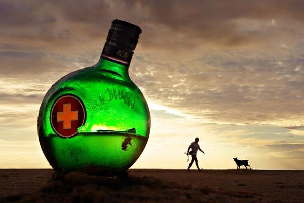 Green Magic by hermin