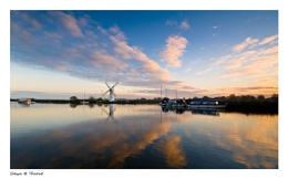 Dawn @ Thurne