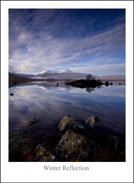 Winter Reflection... by Scottishlandscapes