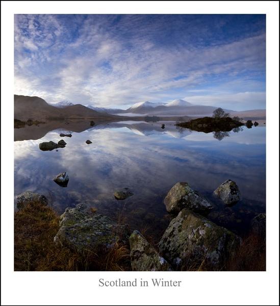 Scotland in Winter... by Scottishlandscapes