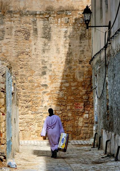 Medina walls by Sezz