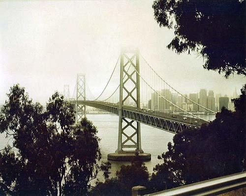 bay bridge by jdh2