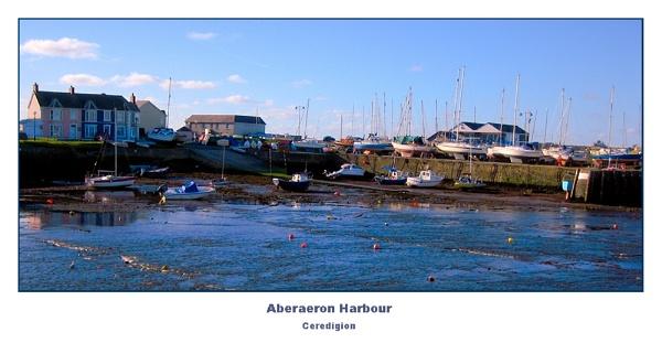 Aberaeron Harbour by Sue_R