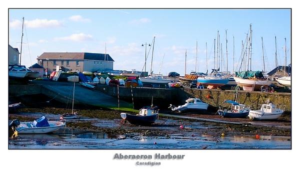 Aberaeron Harbour 2 by Sue_R