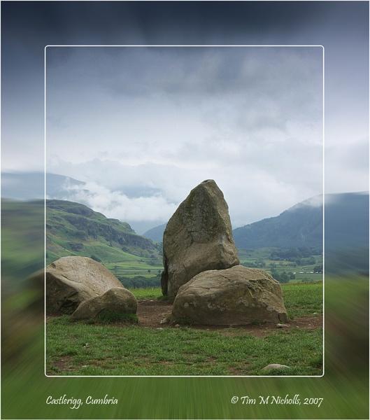 Castlerigg Stones by Ammonyte