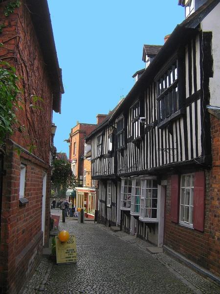 Church Street, LedburyII by Glostopcat