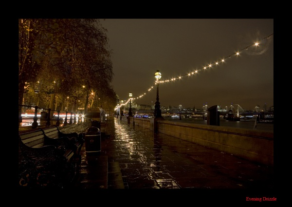 Evening drizzle by casson