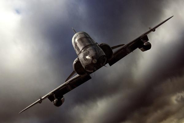Flying Hawk by Pixel_Pirate