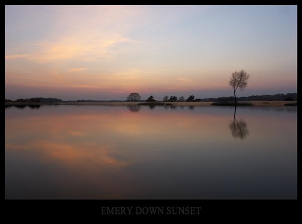 Emery Down Sunset