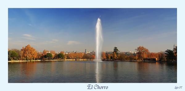 El Chorro by looboss