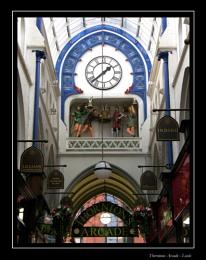Thorntons Arcade - Leeds