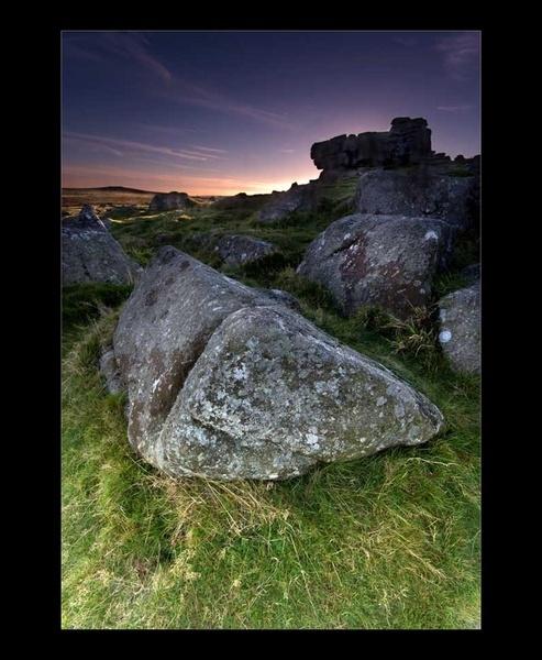 Moor Rocks by tavm