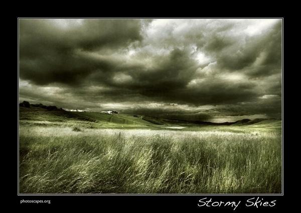 Stormy Skies by graeme34