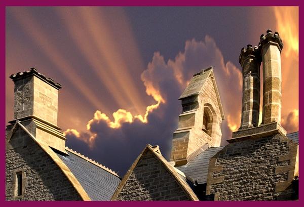 Cowbridge Church by brianjw