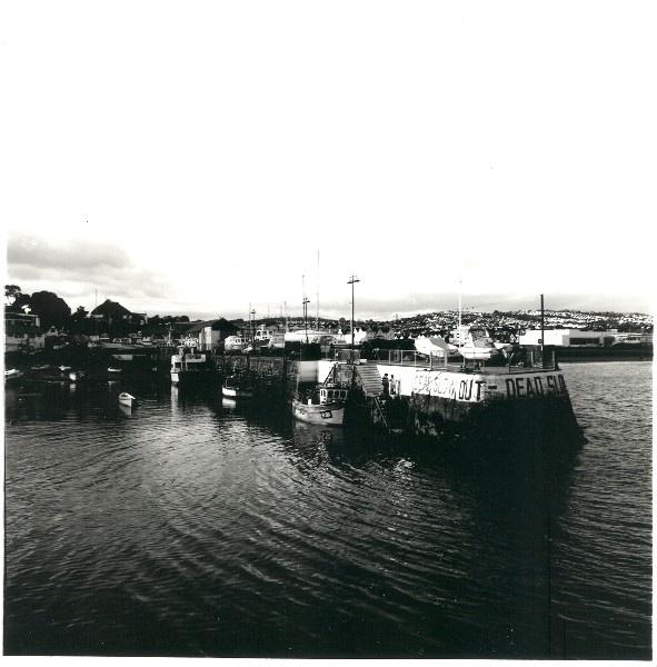 Harbor by edwardking