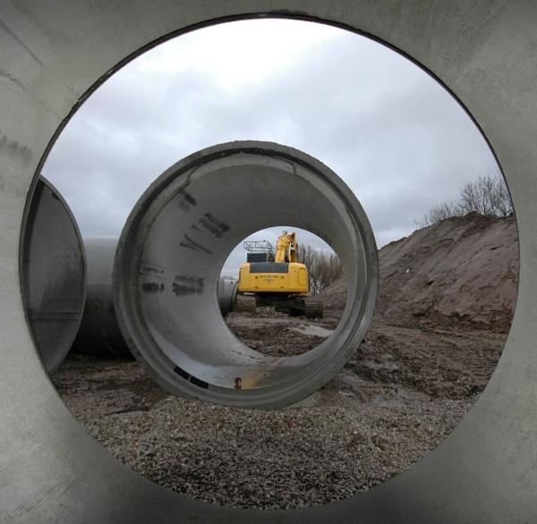 My tube by Birdseye
