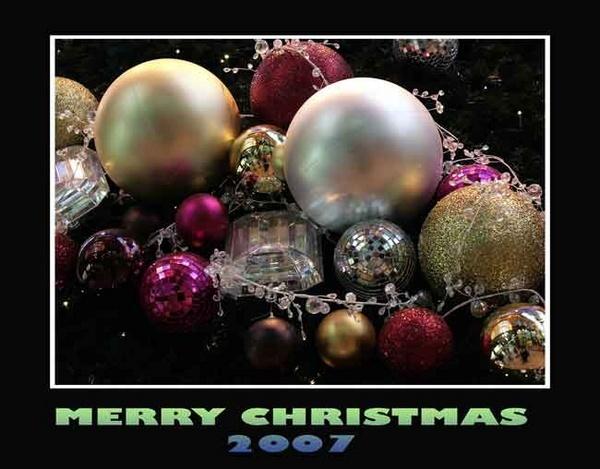 Merry Christmas Friends by block119er