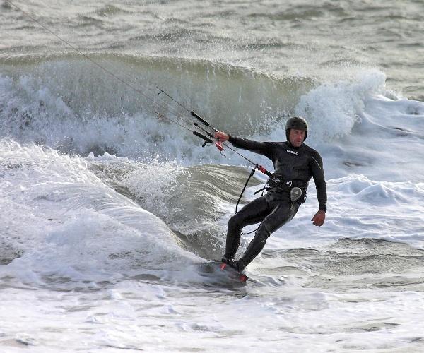 Kite Surfer by jon1169