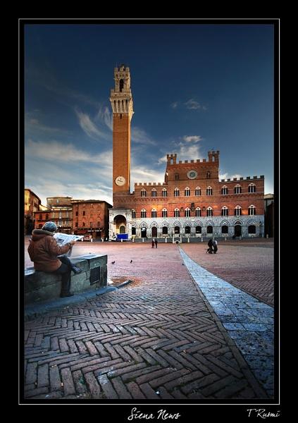 Siena News by rusmi