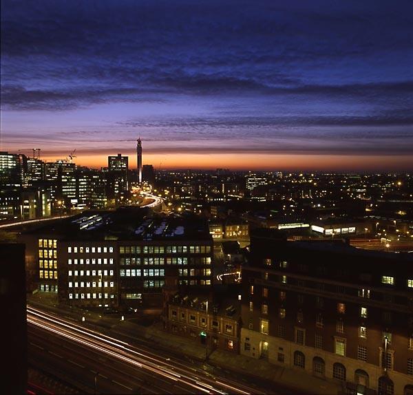 Birmingham Sky by matt5791