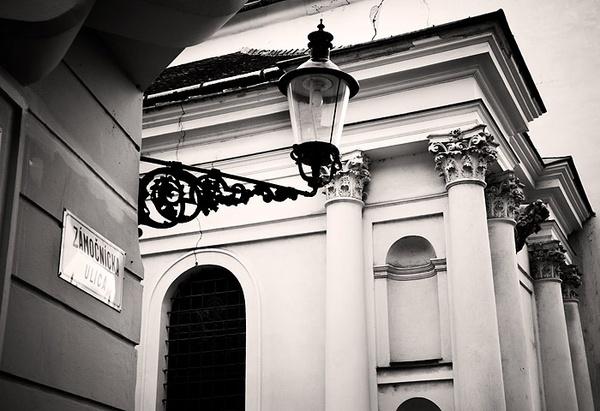 Street corner by clairabella