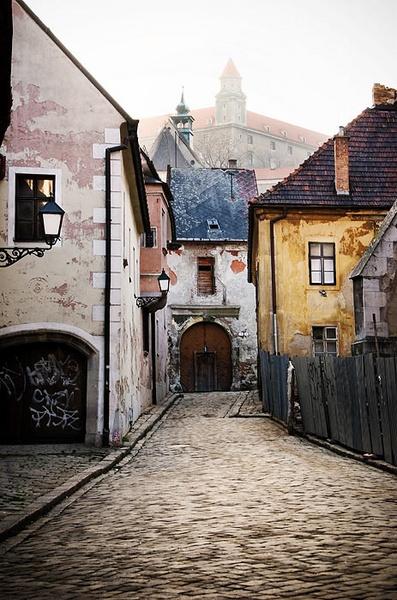 Bratislava by clairabella