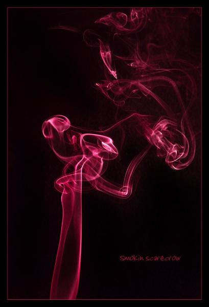 Smokin scarecrow by C_Daniels
