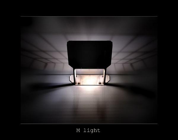 M light by C_Daniels