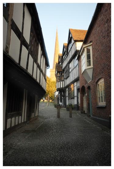 Church Street, Ledbury by PeBo
