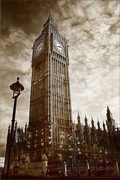Big Ben ... by ESP