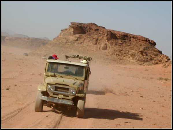 Desert Safari - Jordan by PhilAJ