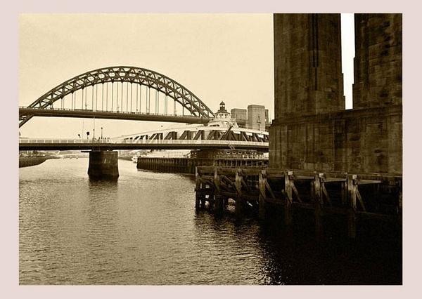 Tyne Bridge by phil87