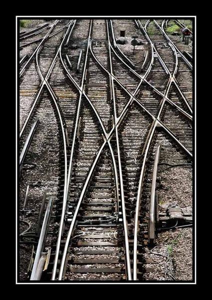 Making Tracks by jonrook
