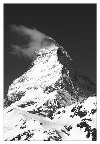 Matterhorn Weather. by rontear
