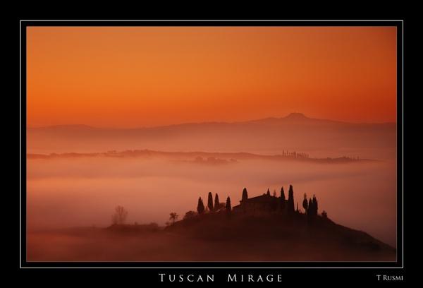 Tuscan Mirage by rusmi
