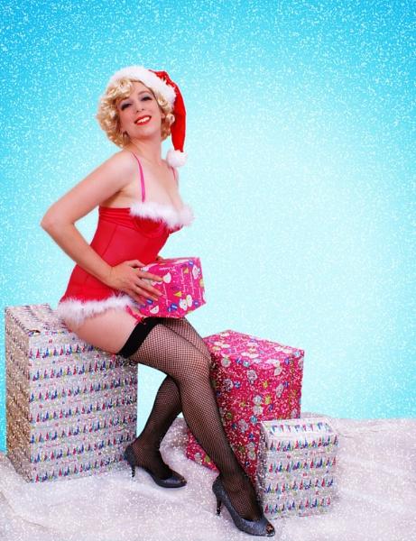 Santa\'s Baby by Fishnet