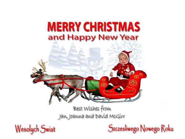 Merry Xmas by mcgoo