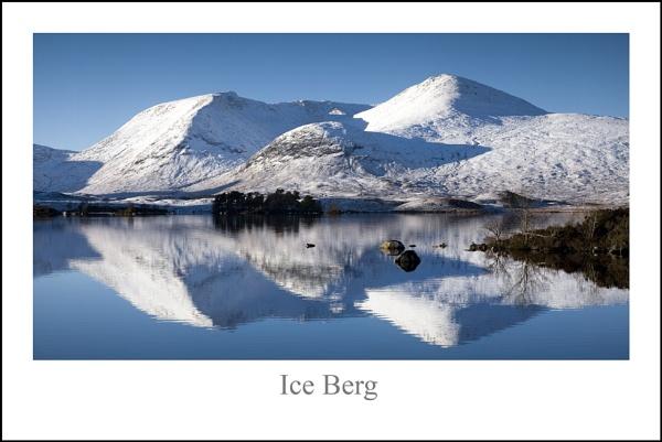 Ice Berg... by Scottishlandscapes