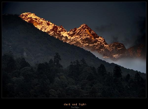 dark and light by paulstefan