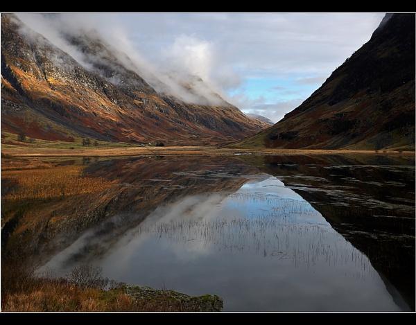 Glencoe Reflection II by Nigel_95
