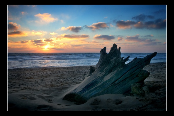 Stumpy Sunrise ii by FatHandedChap