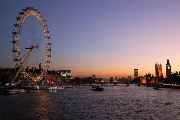 London eye by Museman