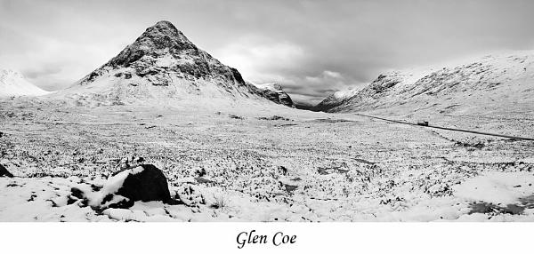 Glen Coe by trekpete