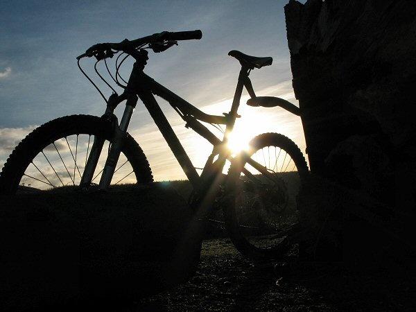Bike Silhouette by terra