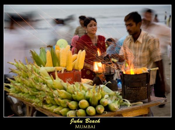 Mumbai Evenings by monoman