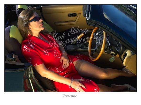Vivienne~Mazda Shoot by modelshoot