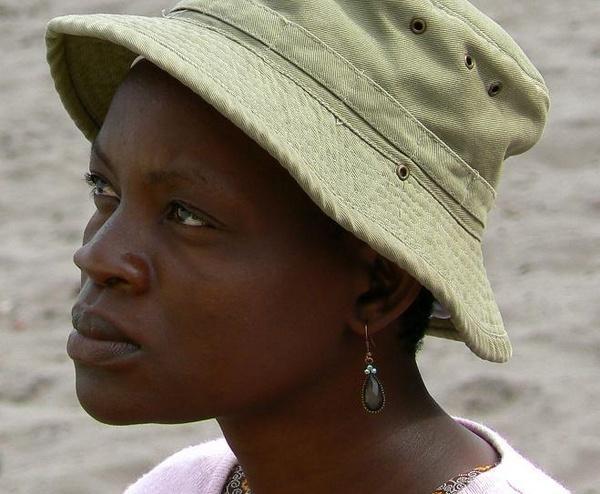 Okavango Lady by Hughmondo
