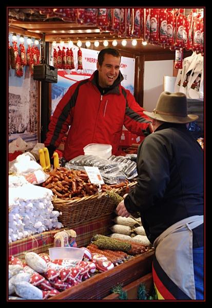 Xmas market by SpeedAltStar